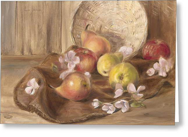 Fuits Greeting Cards - Fruits Greeting Card by Lucie Bilodeau