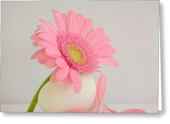 Flower Design Greeting Cards - Fsl Greeting Card by SK Pfphotography