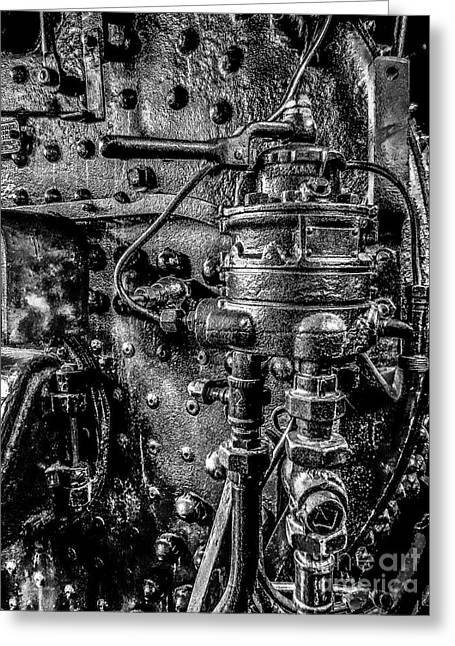 Full Throttle  Greeting Card by Ken Frischkorn