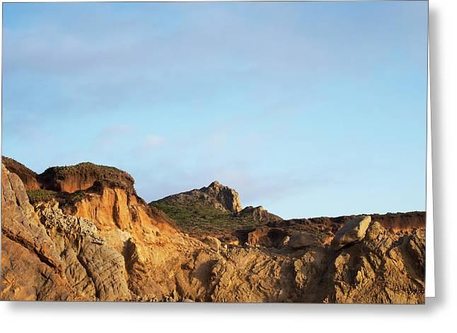 Garrapata Beach I Greeting Card by David Gordon