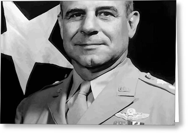 General Doolittle Greeting Card by War Is Hell Store