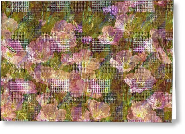 Flower Still Life Prints Greeting Cards - Genetic Beauty Greeting Card by Lisa S Baker