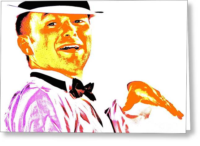 Bowtie Digital Greeting Cards - Get Down Greeting Card by Xn Tyler