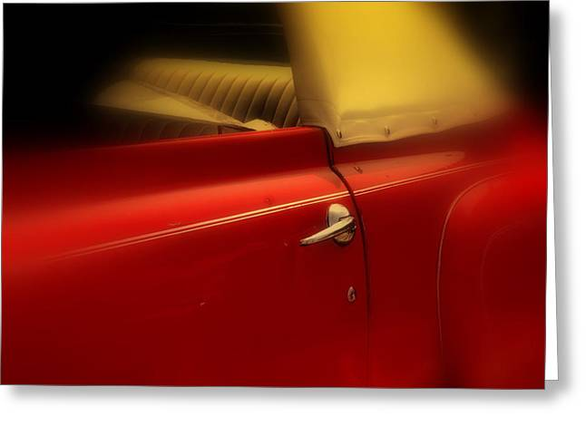 Open Car Greeting Cards - Get out of my dreams Greeting Card by Susanne Van Hulst