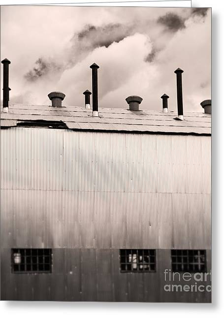 Colliery Greeting Cards - Gleaming Shell Coal Heart Greeting Card by Royce Howland