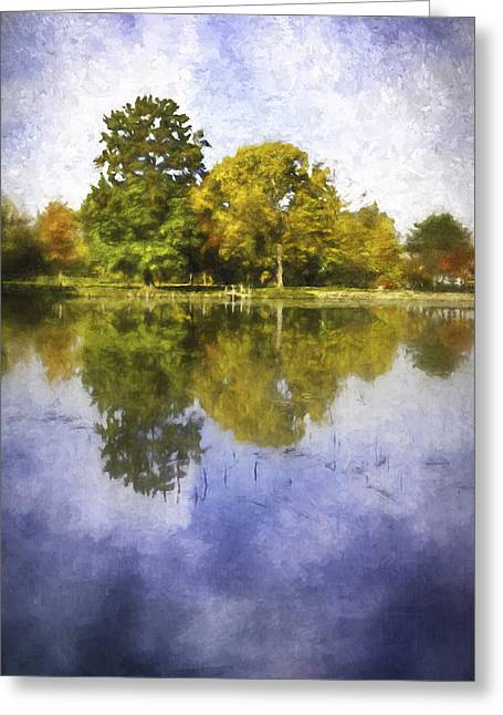 Glenview Impressions Greeting Card by Scott Norris