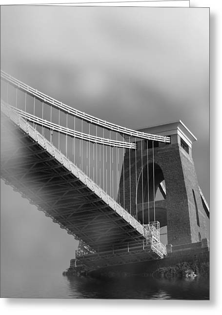 River Flooding Greeting Cards - Global Warming Greeting Card by Brian Roscorla