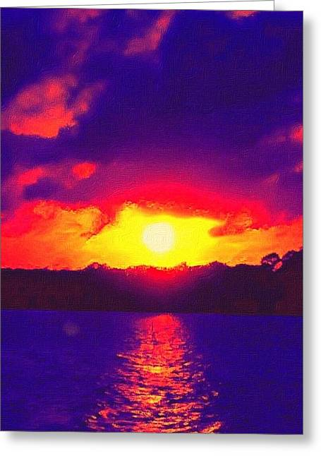 Nca Greeting Cards - Good Morning Greeting Card by Debra Raines