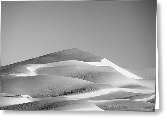 Gordon Wells Dunes Greeting Card by Peter Tellone