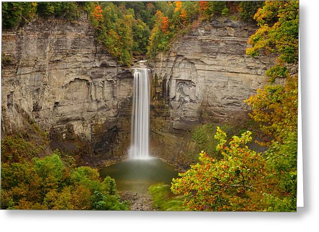 Ithaca Greeting Cards - Gorges Are Gorgeous Greeting Card by Amanda Jones