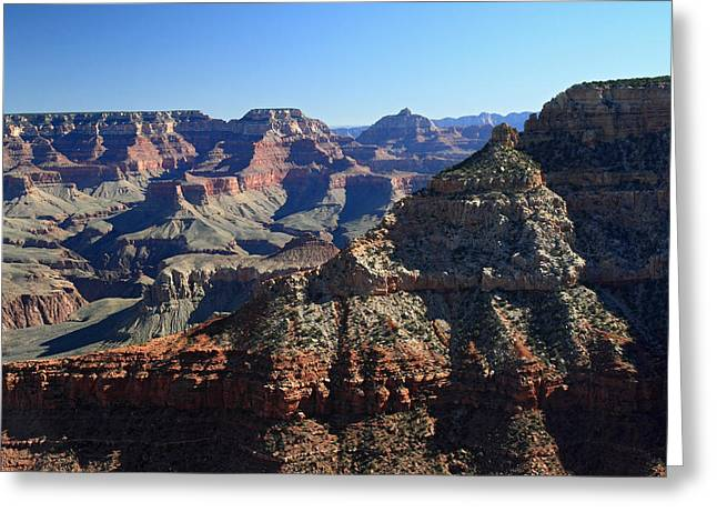 The Grand Canyon Greeting Cards - Grand Canyon Arizona Greeting Card by Pierre Leclerc Photography