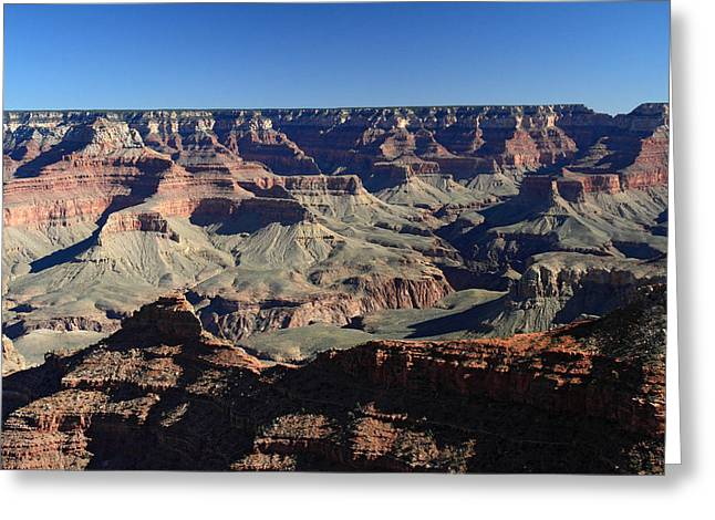 The Grand Canyon Greeting Cards - Grand Canyon landscape Greeting Card by Pierre Leclerc Photography