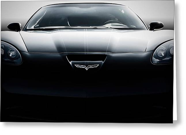 Sportscar Greeting Cards - Grand Sport Corvette Greeting Card by Douglas Pittman