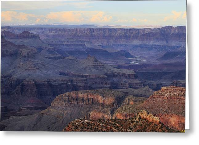 Grandview Greeting Cards - Grandview Point 1 Greeting Card by Jessica Velasco