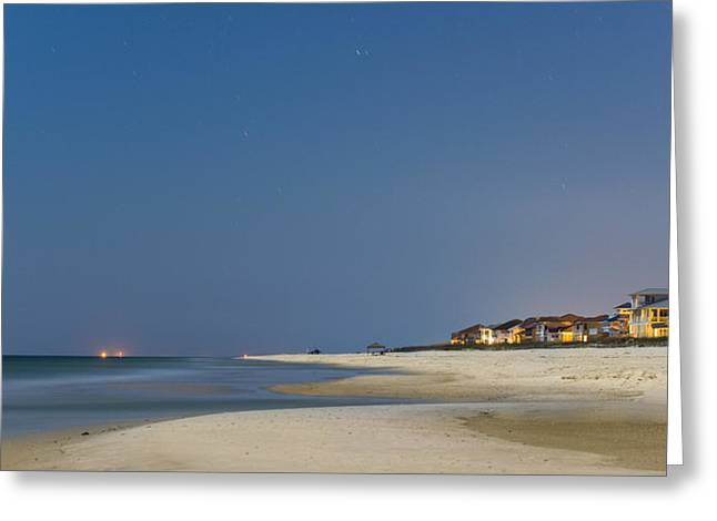 Alabama Greeting Cards - Gulf Shores Alabama Greeting Card by Noah Bryant