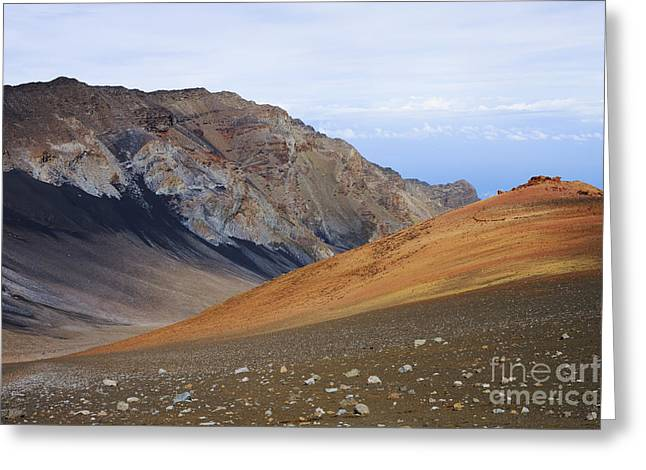 Colorful Cloud Formations Greeting Cards - Haleakala Formations Greeting Card by Sri Maiava Rusden - Printscapes