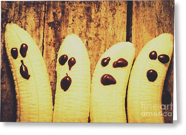 Halloween Healthy Treats Greeting Card by Jorgo Photography - Wall Art Gallery