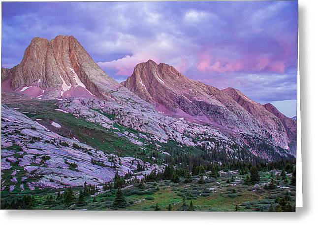 Vestal Greeting Cards - Heaven  Greeting Card by Michael Remke