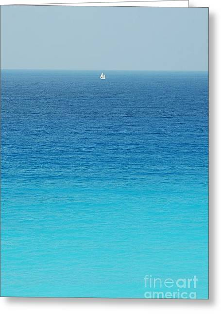 Cancun Greeting Cards - Heaven Greeting Card by Miguel Celis