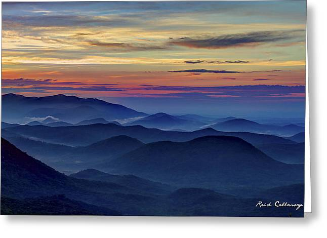 The Nature Center Greeting Cards - Heavenly View Pretty Place Chapel Greeting Card by Reid Callaway