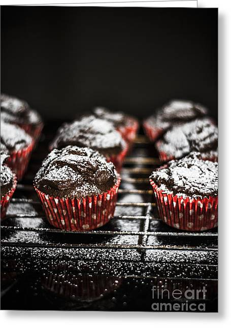 Home Made Desserts Greeting Card by Jorgo Photography - Wall Art Gallery