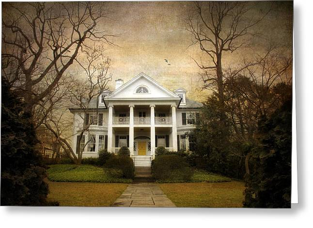 Home Sweet Home Greeting Card by Jessica Jenney