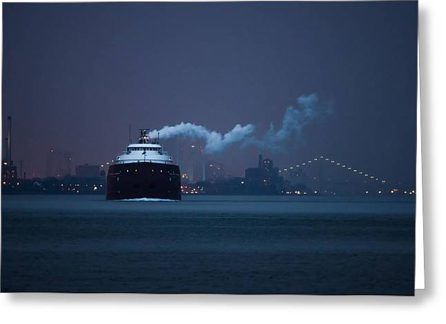 Hon. James L. Oberstar Greeting Card by Cale Best