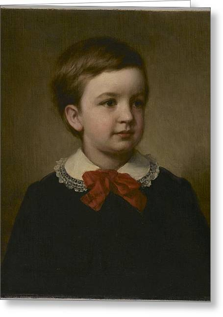 Horace Southwick Greeting Card by George Augustus