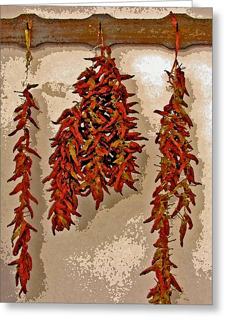 Europe Greeting Cards - Hot Stuff Greeting Card by Jean Hall