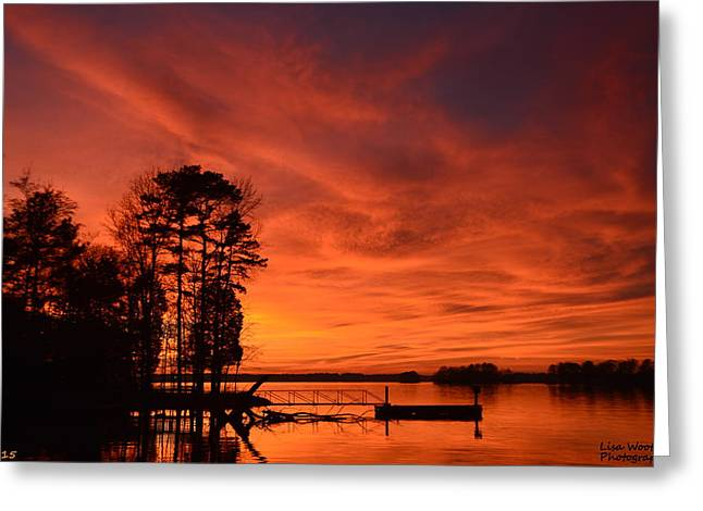 Dock Greeting Cards - How Awesome Is He Greeting Card by Lisa Wooten