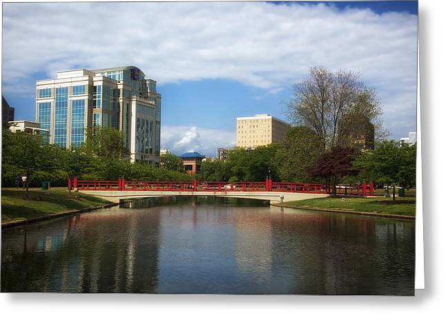 Huntsville Greeting Cards - Huntsville Alabama Greeting Card by Mountain Dreams
