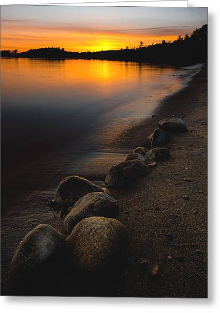 Huntsville Greeting Cards - Huntsville Sunset Greeting Card by Cale Best