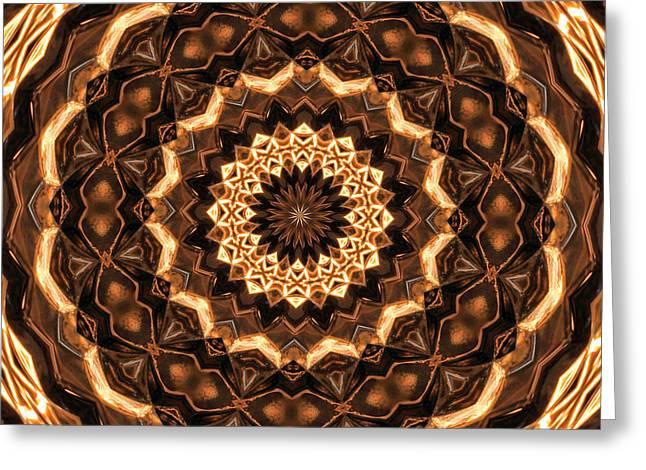 Hypnotic Greeting Cards - Hypnotic Greeting Card by Kristin Elmquist