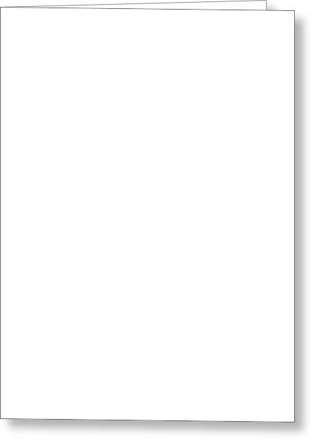 Shirt Greeting Cards - I AM ART- Shirt Greeting Card by Linda Woods