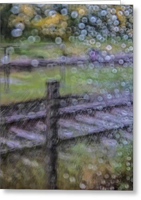 Get Greeting Cards - I Dream About Going Greeting Card by Odd Jeppesen