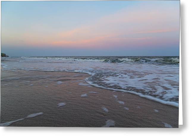 Topsail Island Greeting Cards - I Dream of You  Greeting Card by Betsy C  Knapp