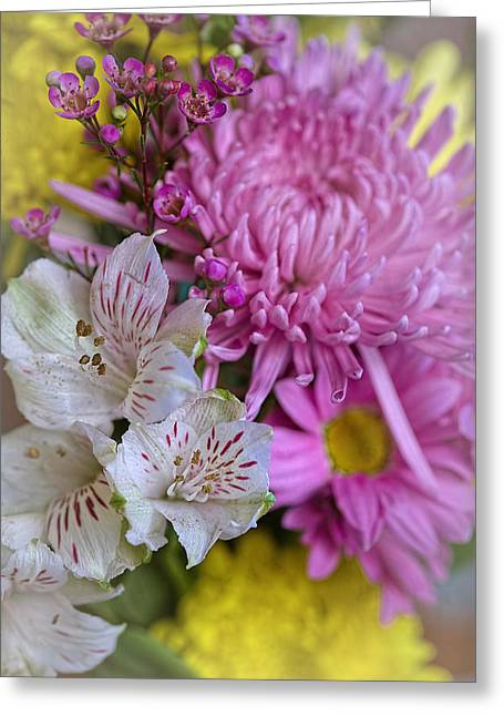 Special Occasion Greeting Cards - I See Beauty In Your Smile Greeting Card by Lucinda Walter