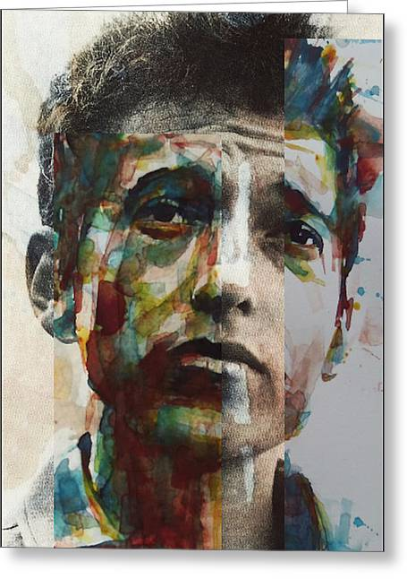 I Want You  Greeting Card by Paul Lovering