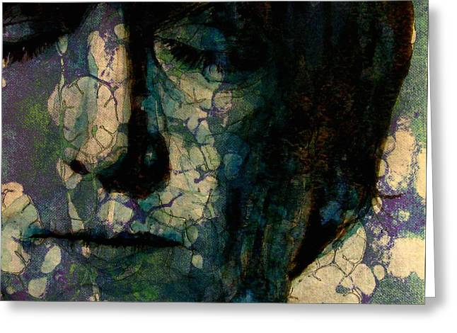 Limited Edition Prints Greeting Cards - Im Only Sleeping Greeting Card by Paul Lovering