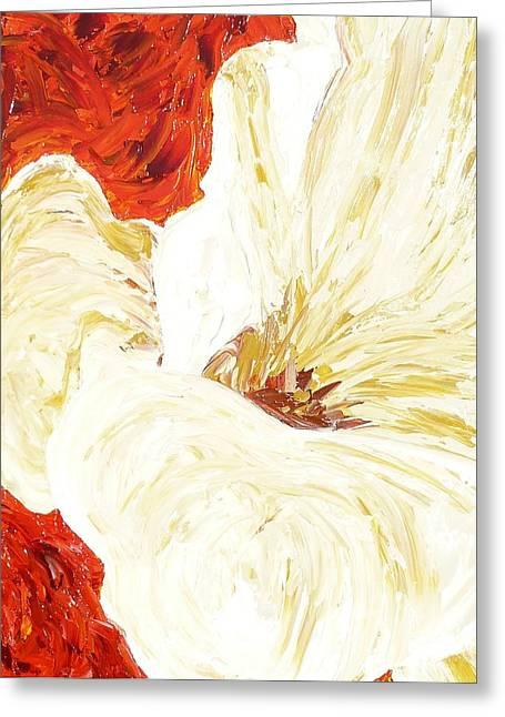 In Full Bloom Greeting Cards - In Bloom Greeting Card by Darlene Keeffe