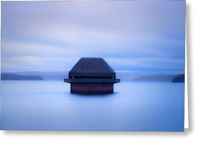 Ocean Art Photography Greeting Cards - In Dreams Greeting Card by Sophie Mccoy