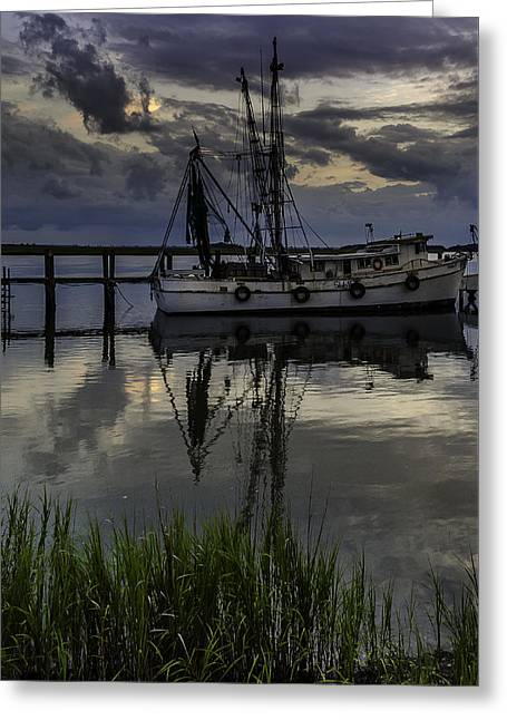 South Carolina Greeting Cards - In Season Greeting Card by Richard Kook