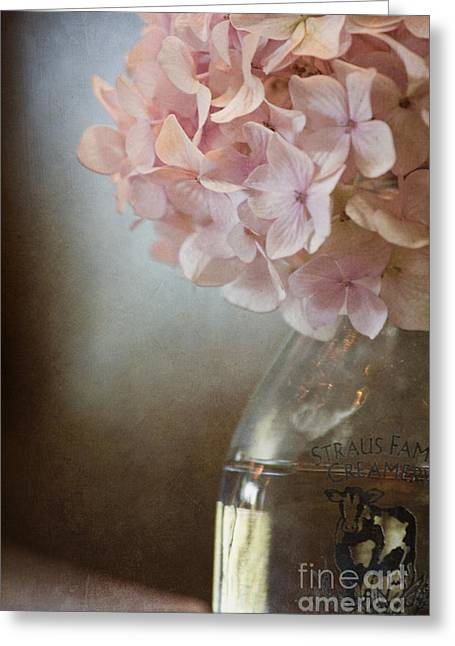 Water Jars Greeting Cards - In The Country Greeting Card by Margie Hurwich