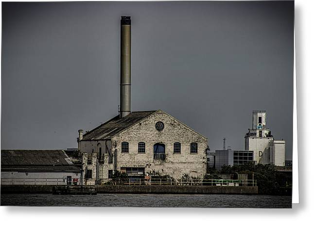 Industrial Greeting Card by Martin Newman