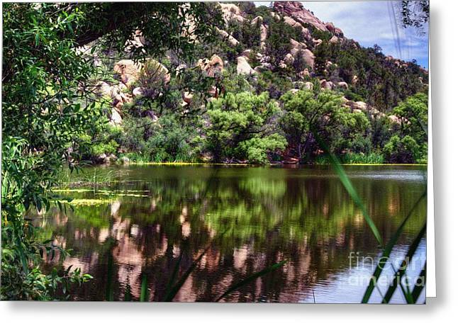 Prescott Greeting Cards - Inspiration by Beauty Greeting Card by Thomas  Todd