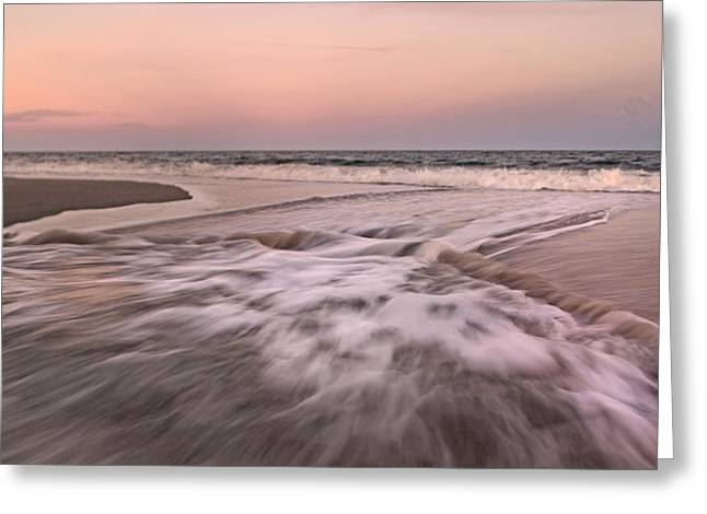 Topsail Island Greeting Cards - Inspiring Beach Scenes Greeting Card by Betsy C  Knapp