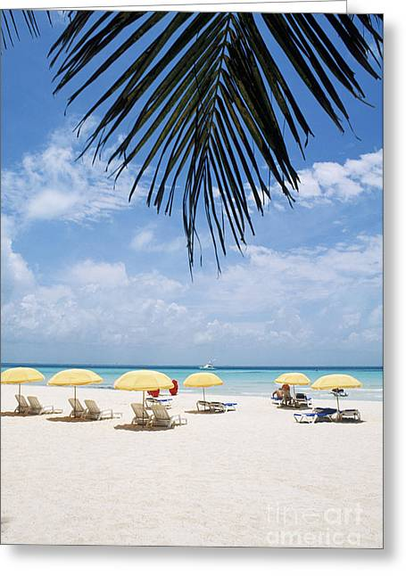 Isla Mujeres Greeting Cards - Isla Mujeres Greeting Card by Bill Bachmann - Printscapes