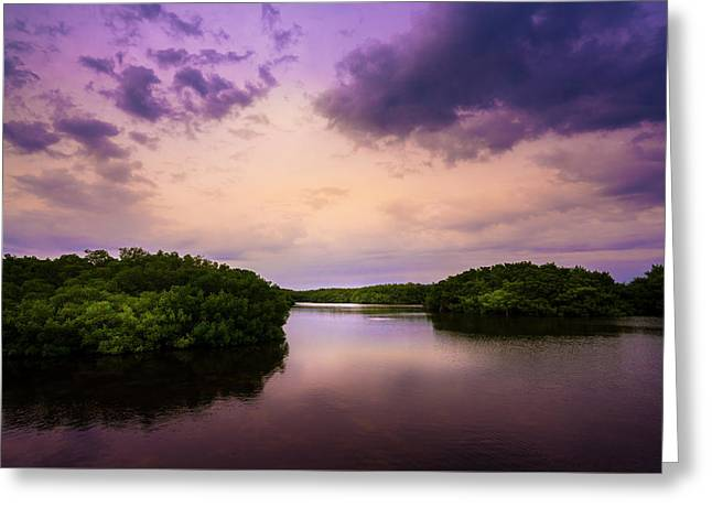Islands Greeting Card by Marvin Spates