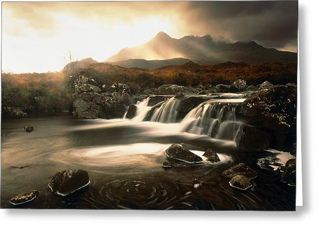 Isle Of Skye Highlands Scotland Greeting Card by Panoramic Images