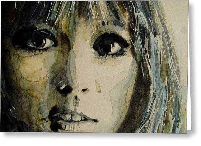 Isnt't it Pity Greeting Card by Paul Lovering